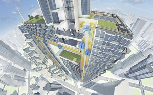 MICO Wars - ThyssenKrupp Elevator develops MULTI, a Multi-Dimensional Travel Maglev by 2016 - 20-12-2014 LHDEER