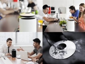 MICO Wars - Mars by Crazybaby Levitating Bluetooth Speaker Levitation Produces good vibration free sound - 25-12-2014 LHDEER (3)