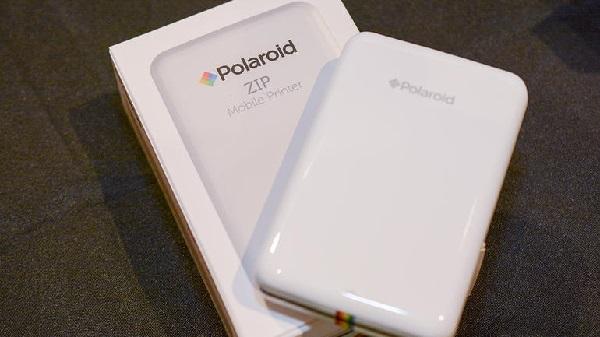 39fde4aaa43 MICO Wars - US$130 Polaroid Zip Mobile Printer - Instant Polaroid Nostalgia  that Hacker-