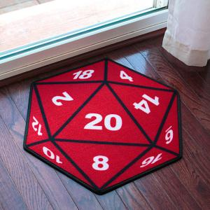 MICO Wars - US$19.99 16-Bit Game Controller Doormat and Critical Hit D20 Doormat makes Jamaican Gamers feel welcome - 19-01-2015 LHDEER (1)