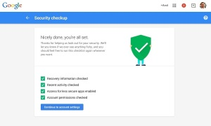 How to get 2 GB Extra on your Google Drive by doing a Security Checkup (1)