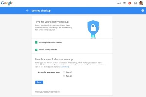 How to get 2 GB Extra on your Google Drive by doing a Security Checkup (4)