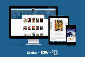MICO Wars - US$9 per month at Scribd for 10,000 Comic Books means no housework get's done - 11-09-2015 LHDEER (2)