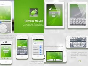 Remote mouse 21