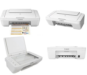 Get a Canon Pixma flatbed scanner for