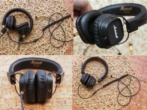 MICO Wars - US$119 Marshal Major II on-ear headphones provides good sound for your smartphone Music - 26-04-2015 LHDEER (1)