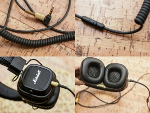 MICO Wars - US$119 Marshal Major II on-ear headphones provides good sound for your smartphone Music - 26-04-2015 LHDEER (2)