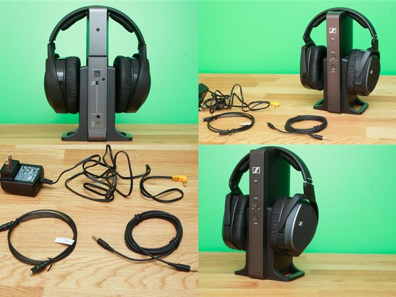 8bd619c8c02 US$280 Sennheiser RS 175 RF Wireless Headphone is a true Wireless Headphone  System (1