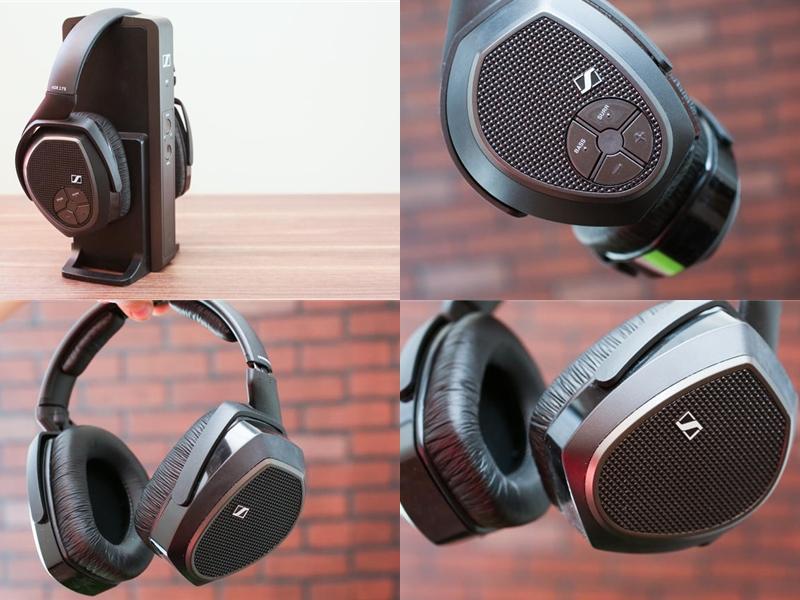 3a384dff19c US$280 Sennheiser RS 175 RF Wireless Headphone is a true Wireless Headphone  System (2