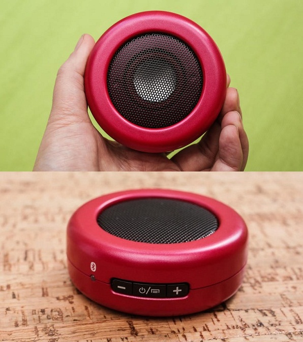 Us 25 Amazonbasics Ultra Portable Micro Bluetooth Speaker Is