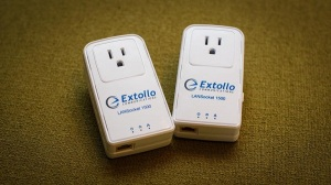 MICO Wars - US$90 Extollo LANSocket 1500 Powerline Adapter securely extends your Wi-Fi Network - 28-06-2015 LHDEER (1)