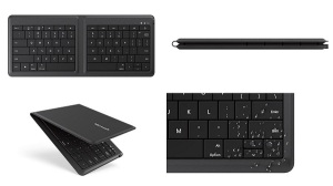 Microsoft's US$100 Universal Foldable keyboard is Bluetooth Typing Bliss  (2)