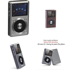 US$200 FiiO X3 2nd Gen Music Player is HD Music on a Budget (1)