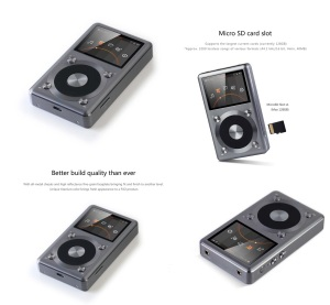 US$200 FiiO X3 2nd Gen Music Player is HD Music on a Budget (2)