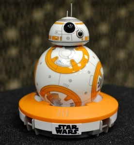 US$149 BB-8 Ball Robot from Star Wars awakens Midnight September 3rd 2015 (1)