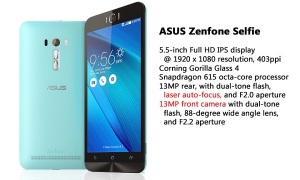 Zenfone Selfie - Why Asus Zenfone smartphone line unleashed for Christmas 2015 and New Year 2016