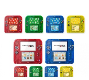 MICO Wars - US$88 Pokémon-themed 2DS portable Gaming Consoles means Pokemon Go coming in 2016 - 28-12-2015 LHDEER (1)