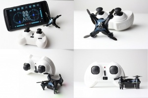 VIDIUS - colour Geezam - How Axis US$99 VIDIUS Mini drone makes spying on naked people possible - 03-01-2016 LHDEER