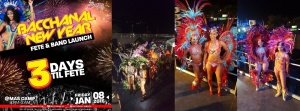 Why Bacchanal Jamaica's Carnival more young revellers Playin' Mas in 2016