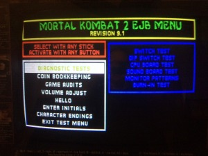 How to access Mortal Kombat's EJB Hidden Menus (1)