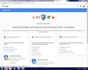 how to change password on website