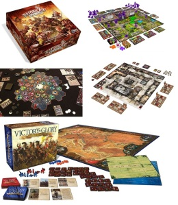 How Board Games dominate Kickstarter Crowdfunding as they rise in Popularity