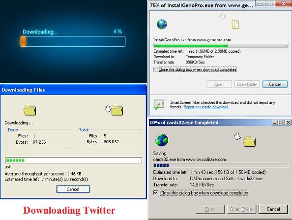 How to download complete Facebook, Twitter, Instagram or Pinterest